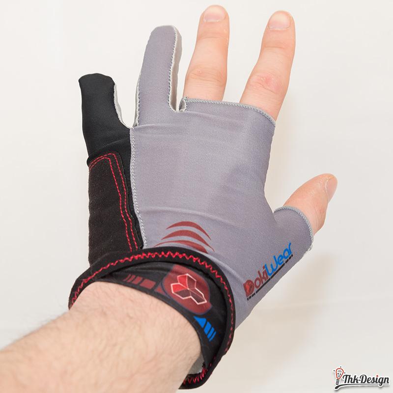 Außenansicht DokiWear Art Glove