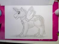 Bleistift zeichnen üben